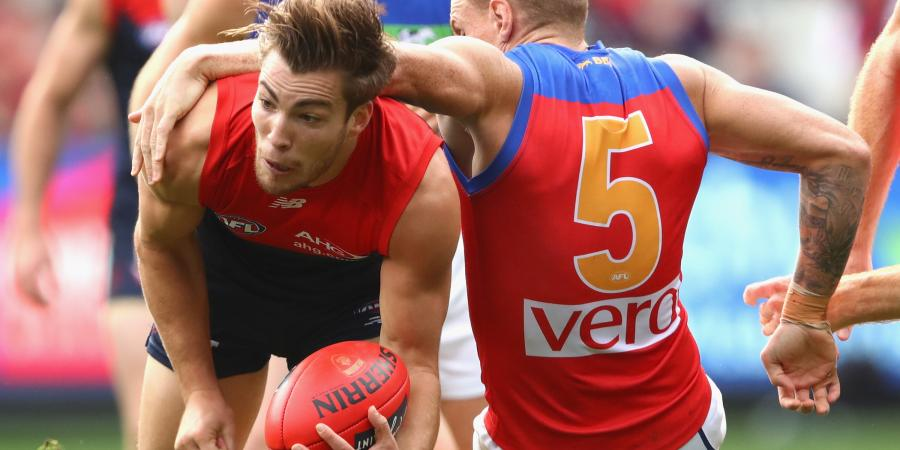 Demon Viney may be back to face Pies