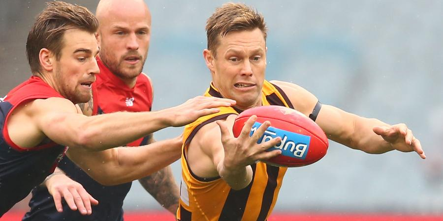Hawthorn lose Mitchell due to injury