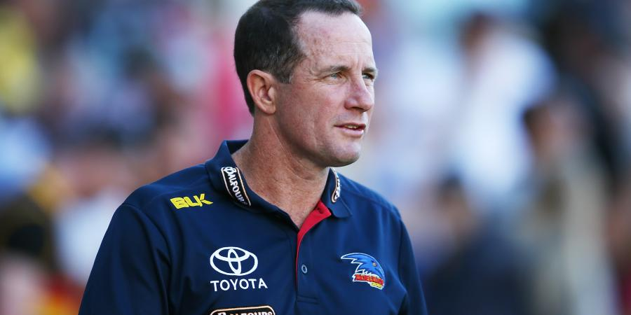 Crows coach welcomes MND focus