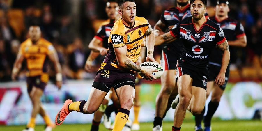 Boyd earns Lockyer comparisons