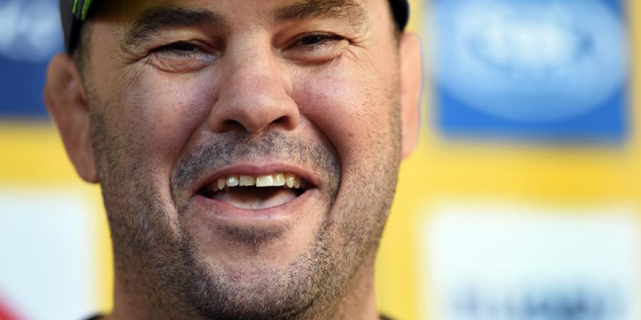 Bring on Bodyline, says Cheika