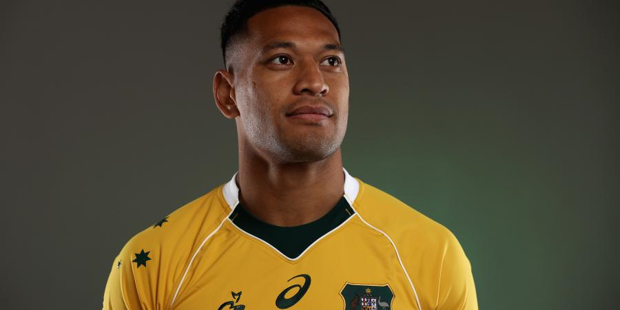 England say Folau switch would be brave