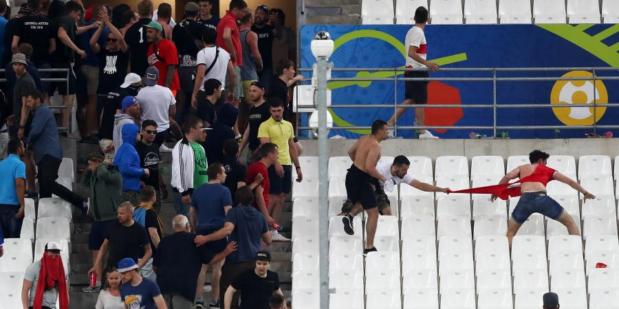 UEFA to probe Russian fan behaviour