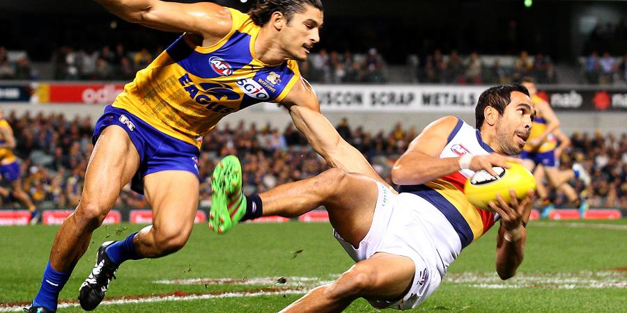 Eddie Betts stars as Crows beat Eagles