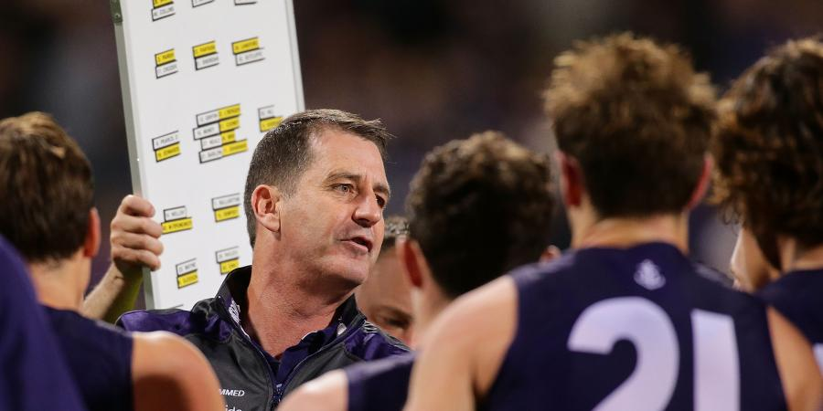Young Dockers please coach Lyon