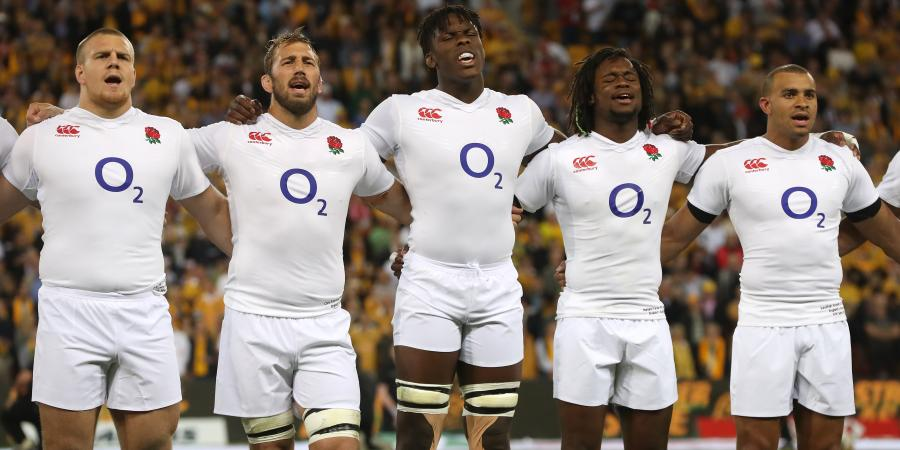 'England didn't want to play rugby'