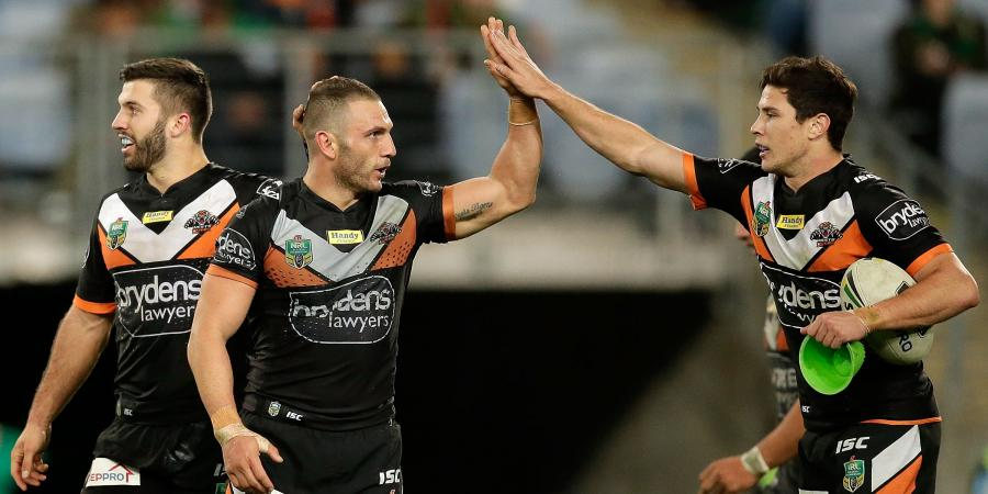 Tigers shrug off Farah woes to beat Souths
