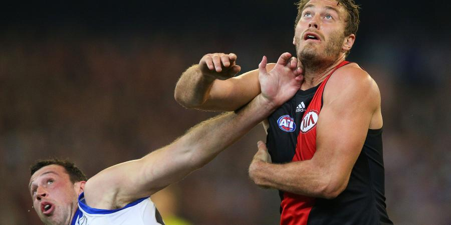 Bellchambers signs new deal with Bombers