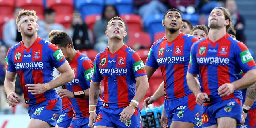 NRL's Knights buoyed by fresh faces
