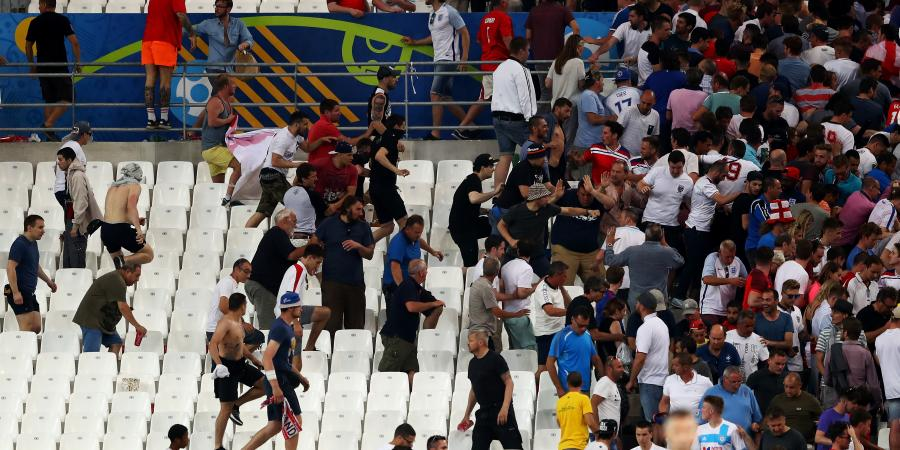 Euro16 violence spreads to 2nd French city