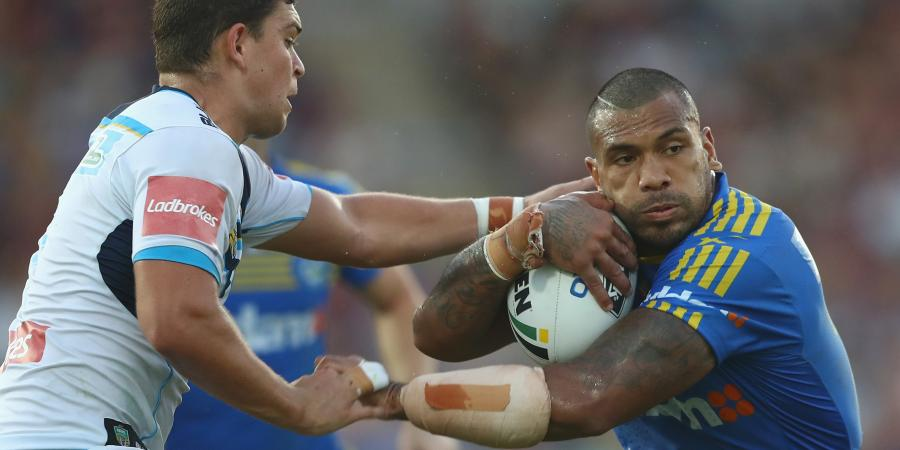 Eels knock off in-form Titans in NRL