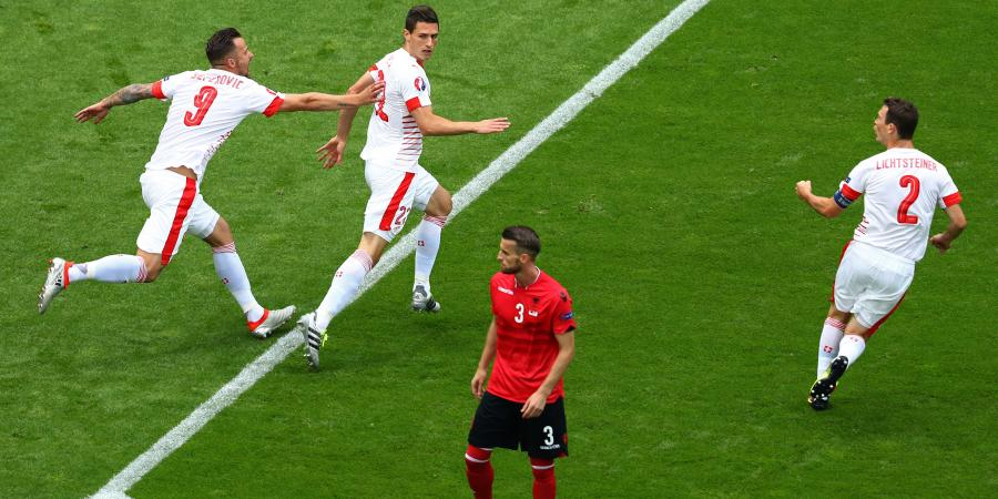 Schaer seals Swiss win over Albania