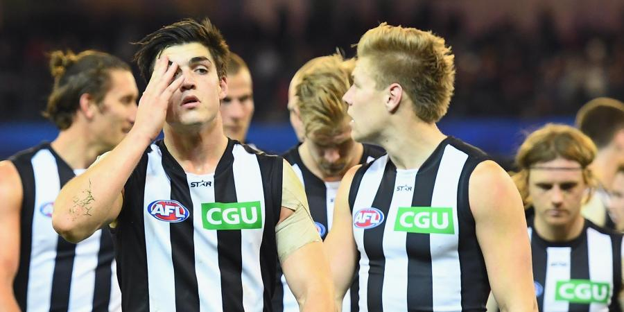 Magpies found wanting in loss to Demons