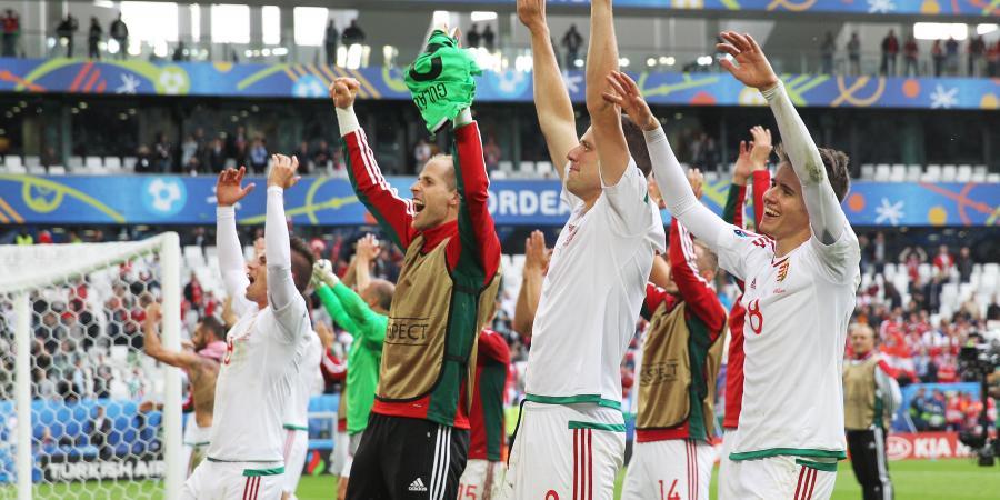 Unheralded Hungary stun Austria in 2-0 win