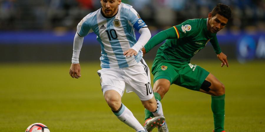 Argentina, Chile into Copa soccer quarters