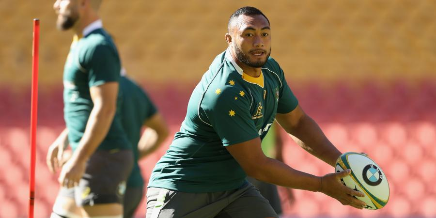 Kepu ready to sort out Wallaby scrum