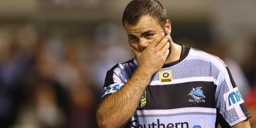 Graham rubbed out of State of Origin II