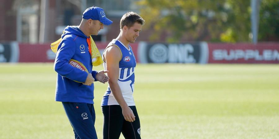 Key Roos train, Swallow doubt remains