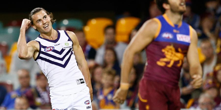 Dockers young guns shining light of dismal season