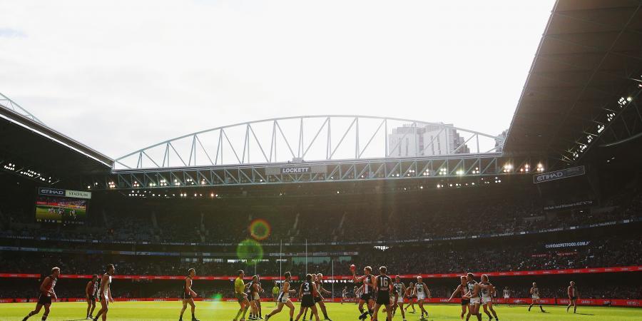 AFLPA Statement: Etihad Stadium turf