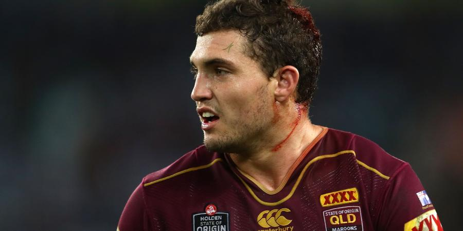 Corey Oates settling into Qld Origin life