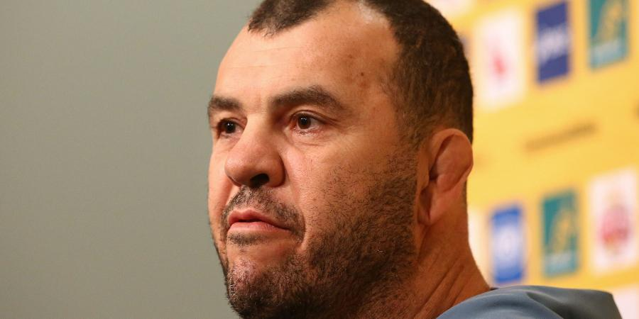 Desperate? Not me, says Cheika