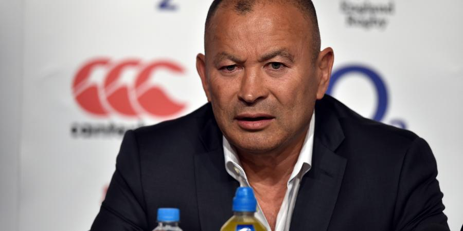 Eddie Jones accepts Hoiles' rugby apology