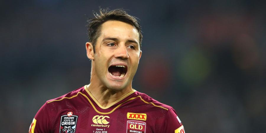 Cronk ankle not 100 per cent for weeks