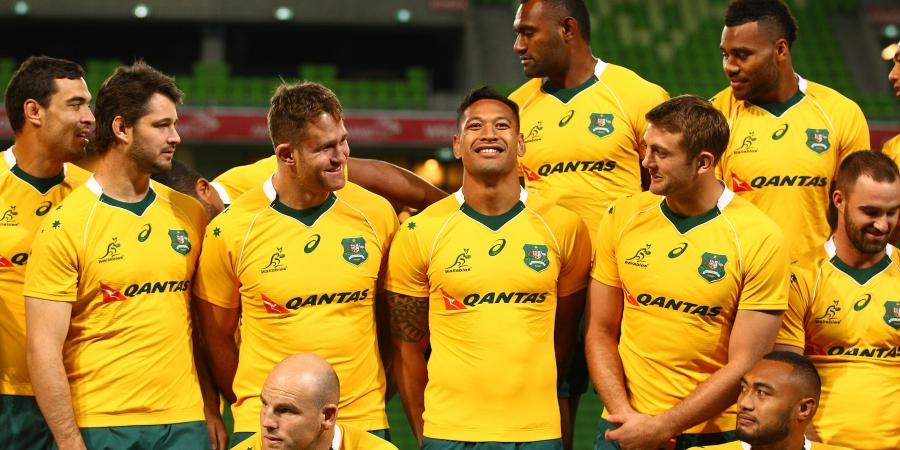 Wallabies 'in a hole', admits Folau