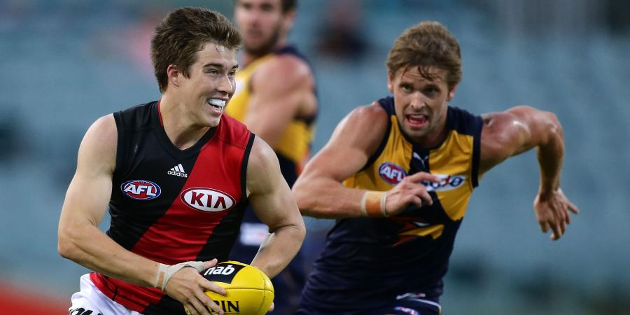 Zach Merrett's mentor having significant impact on his year