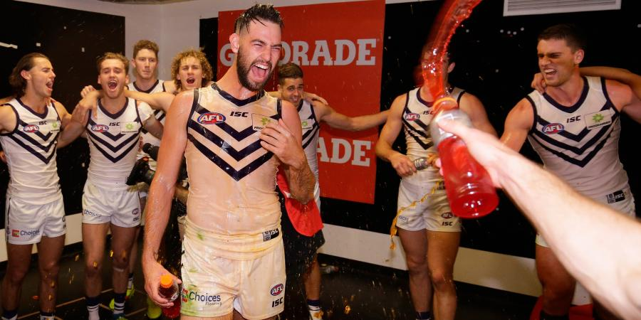 In-form Dockers not getting carried away