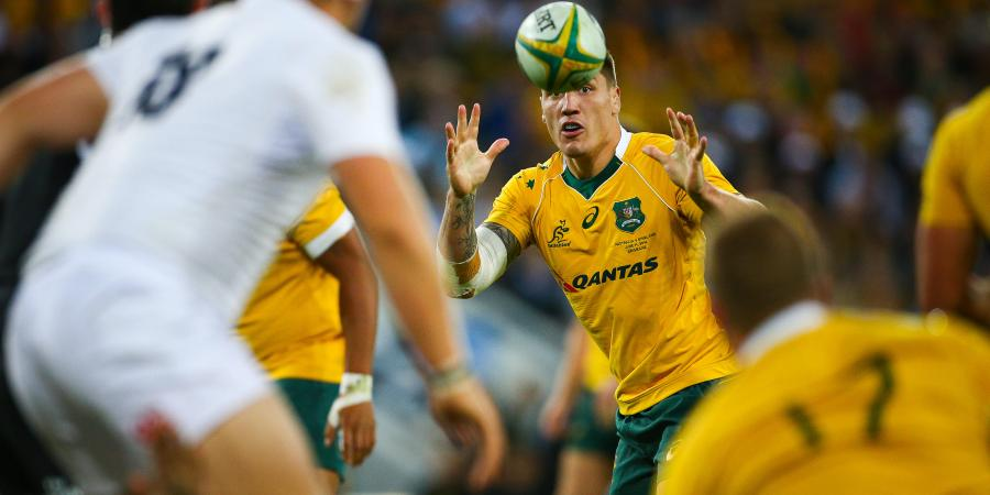 Jones sends Wallaby McMahon a warning