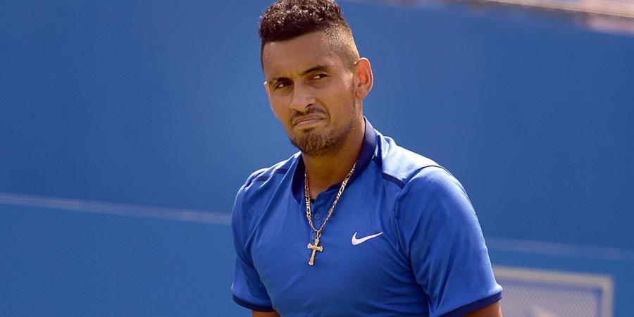 Kyrgios a Wimbledon contender: Masur