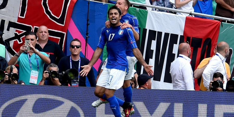 Eder goal sends Italy through at Euro 16