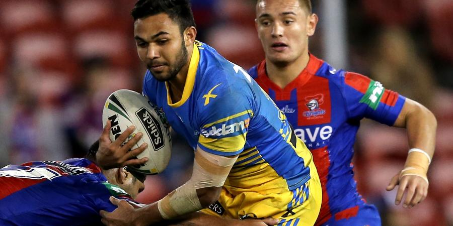 Eels unearth NRL star in French