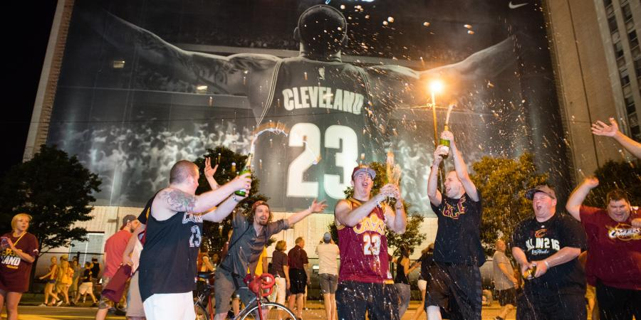 NBA Finals: The best social media reactions... including THAT one from the Cleveland Police.