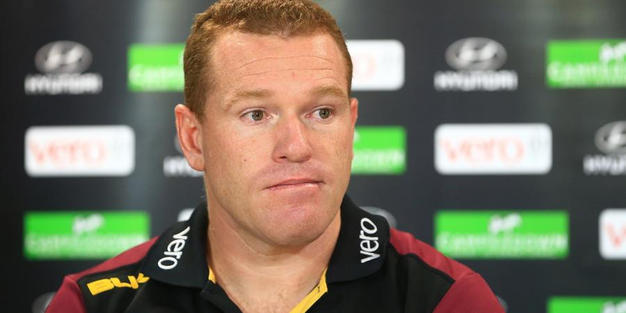 Leppa urges patience with Lions' cubs