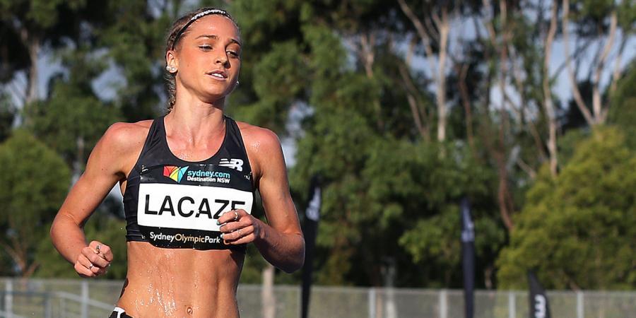 LaCaze posts Rio qualifier in 5000m