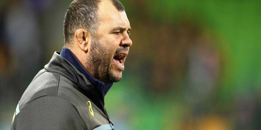 Cheika: I'll put my hand up