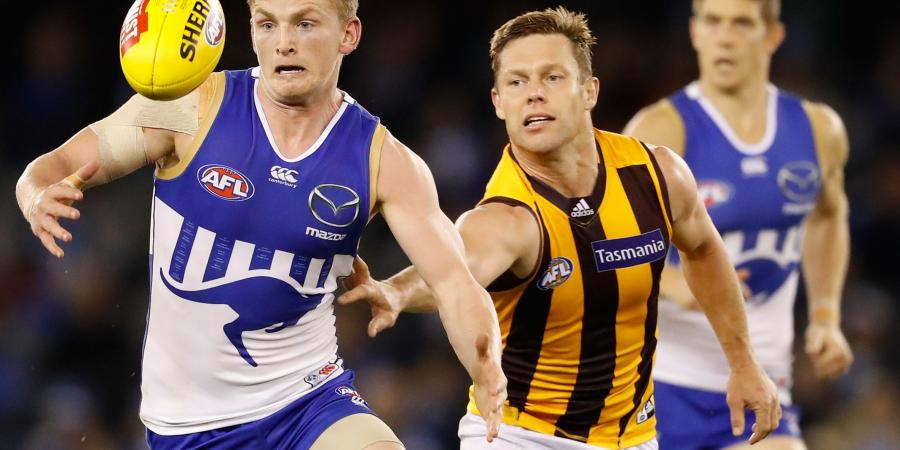 Roo, Demon escape with AFL fines