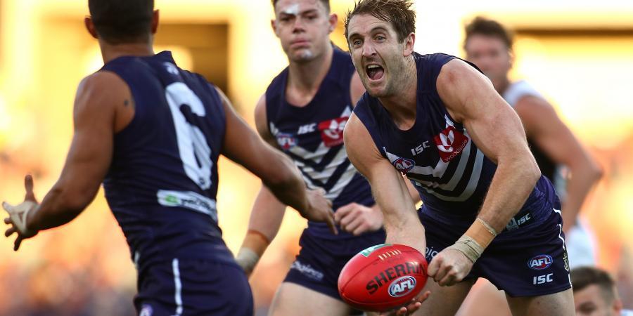 Docker Barlow wants to extend AFL career