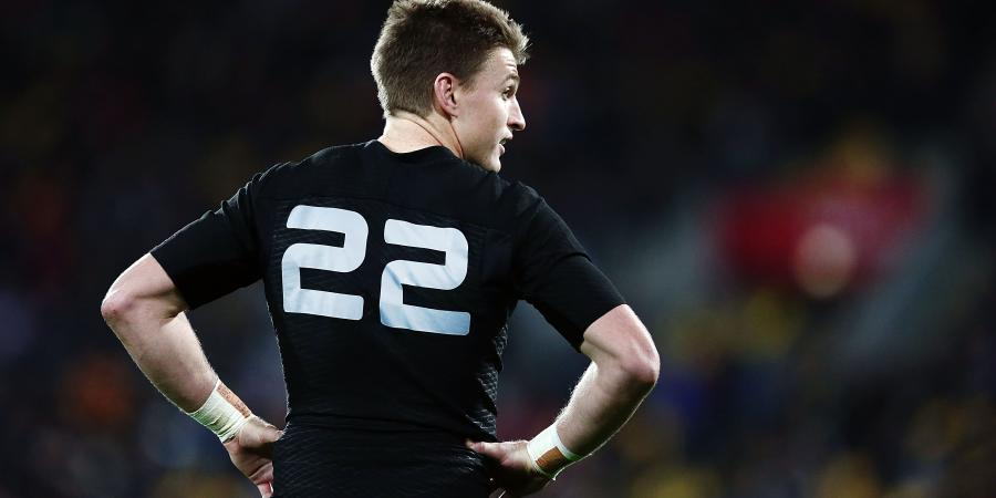 Beauden Barrett likely to start third Test