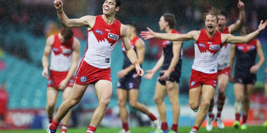 Emerging Swans happy to be under radar