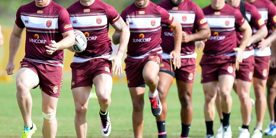 Maroons ready to unleash Origin attack