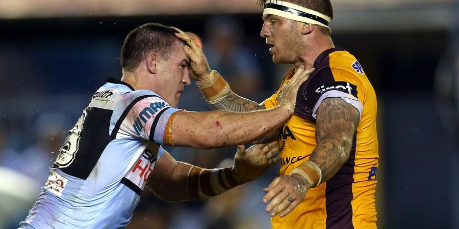 Blues' Gallen welcomes McGuire bout
