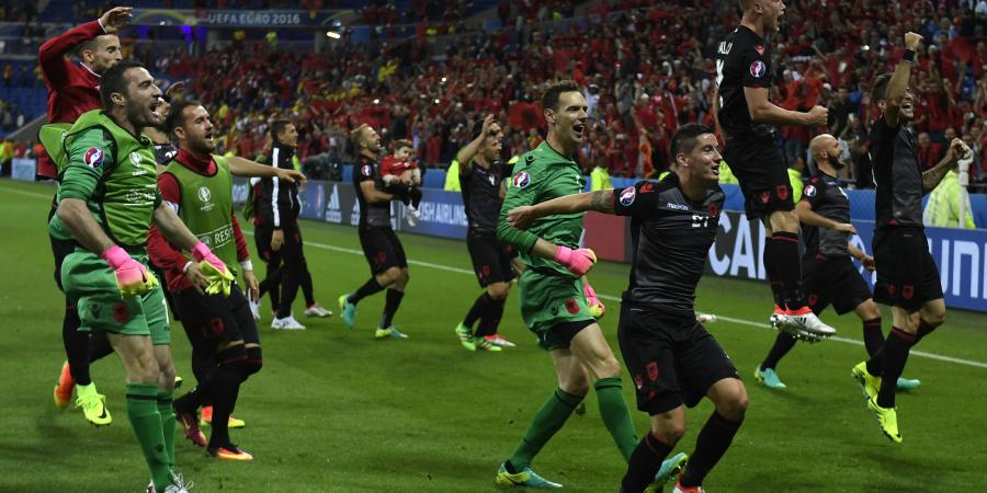 Albania stay alive at Euro 2016