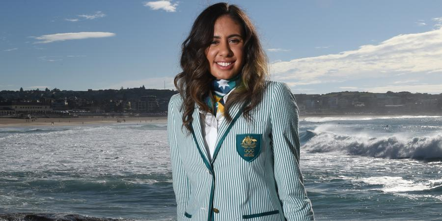 Clancy an indigenous Olympic trailblazer