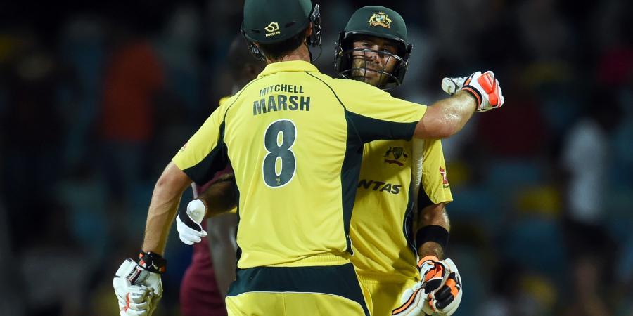 Aussies march into ODI tri-series final