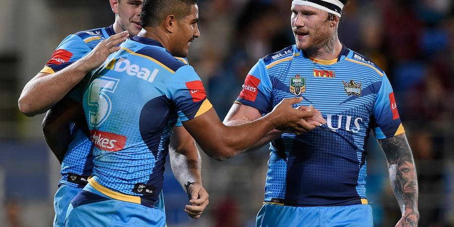 Titans heap more NRL woe on Manly