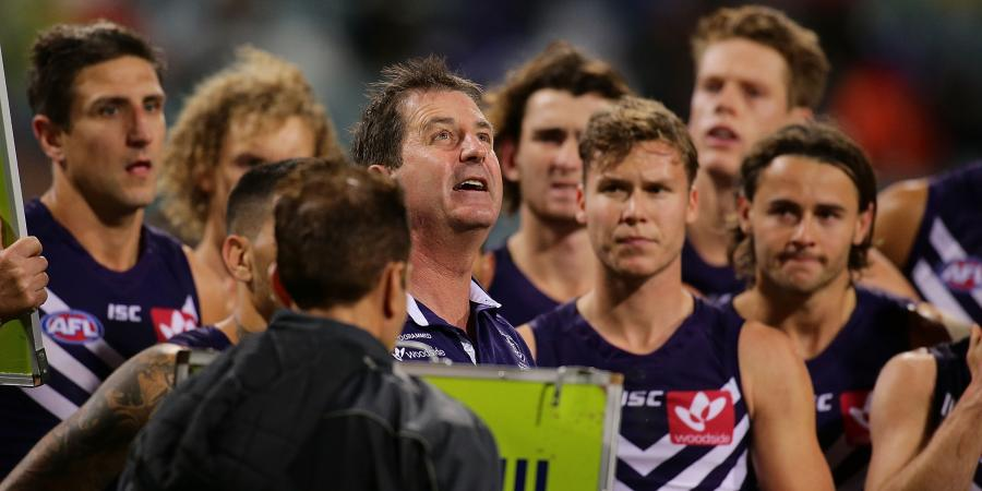 Dockers in crisis as injury bites